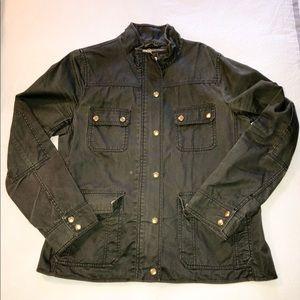 Olive J.Crew Field Jacket